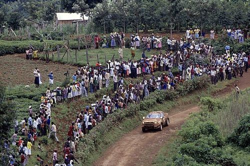 FIA dan WRC Cek Langsung Persiapan Reli Safari Kenya 2021