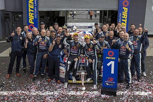 Emotional Holden tributes from Bathurst winners