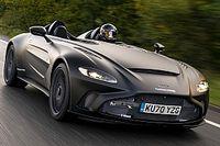 Aston Martin DBX Akan Pakai Mesin V12