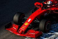 Ferrari apunta a ser fuerte en el ritmo de carrera en Moscú