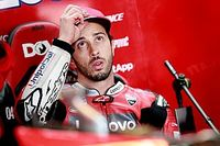 "Championship ""not in my hands"" – Dovizioso"