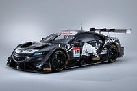 Mugen reveals special black Red Bull test livery