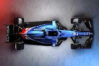Fotogallery F1: la Alpine A521 di Alonso e Ocon per il 2021