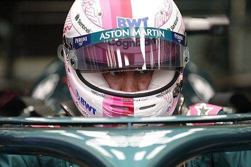 Vettel Berharap Bisa Lebih Memahami Karakter AMR21 di Imola
