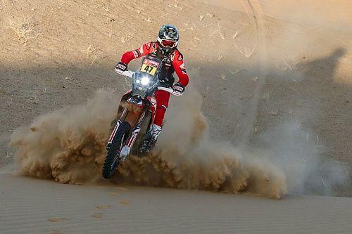 Dakar, Moto: Benavides regala a Honda la 43esima edizione