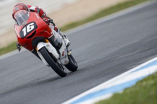Jelang CEV Moto3 Valencia, Mario Aji Dibayangi Kenangan Manis