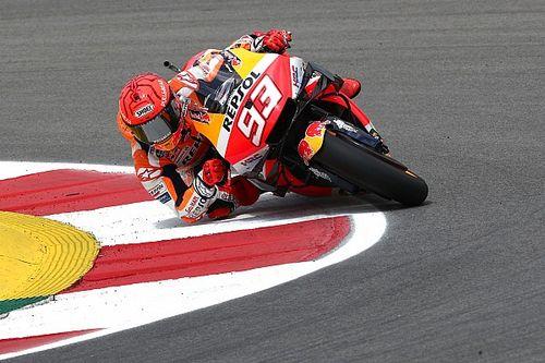 Marquez Bingung Mampu Melaju Kencang