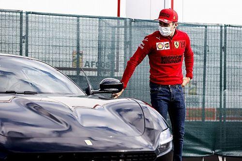 Leclerc wierny Ferrari