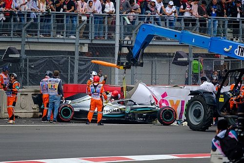 FIA to review placement of barrier that irked Bottas