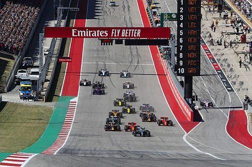 Formule 1 Grand Prix van Amerika: Tijden, welke tv-zender en meer