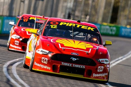 Penske non-committal on Supercars future