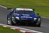Honda experiments with new front aero in Fuji test