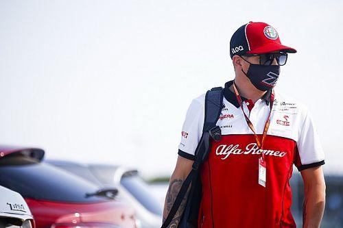 Räikkönen szerint a Ferrarinál menni már csak ilyen