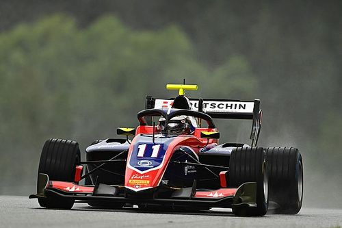 Beckmann górą w treningu F3
