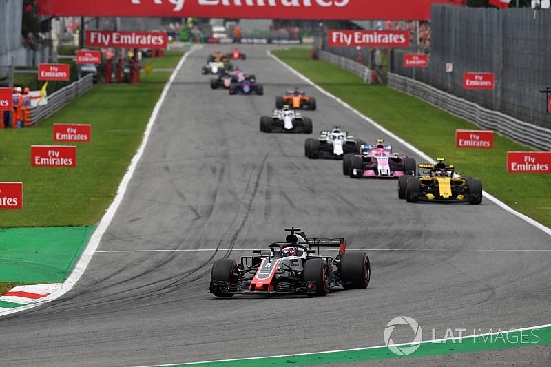 Haas fait appel de sa disqualification au GP d'Italie