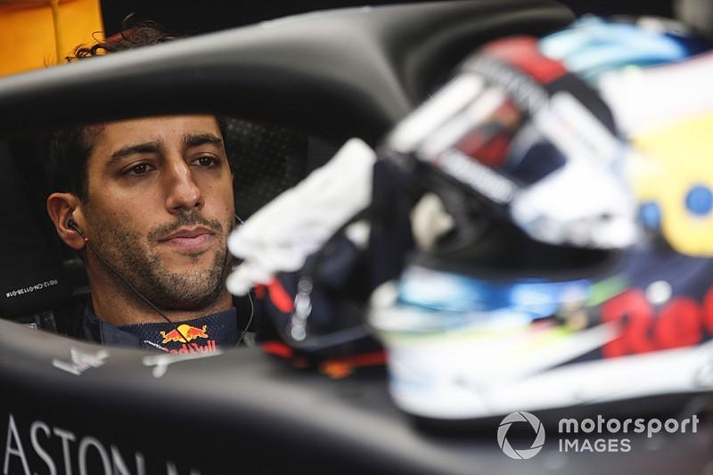 """Ricciardo mikt weer op inhaalrace: """"Heb nog meer trucjes"""""""