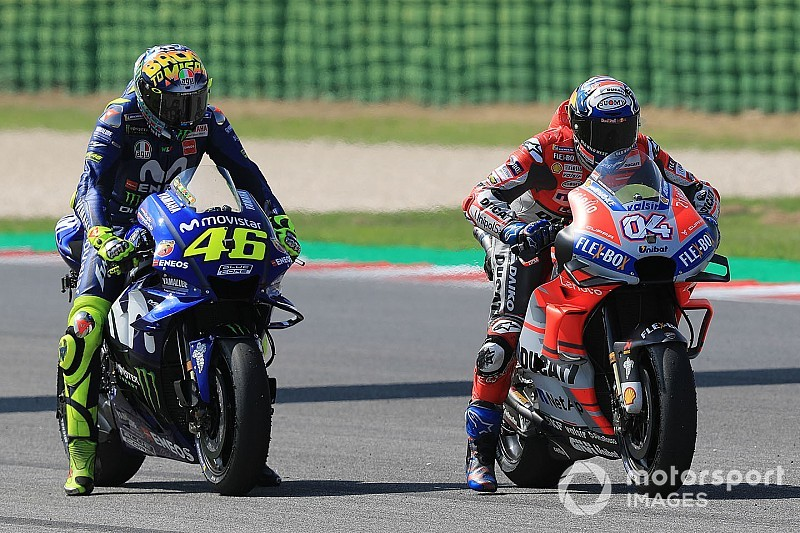 Yamaha must match Ducati's effort, says Rossi