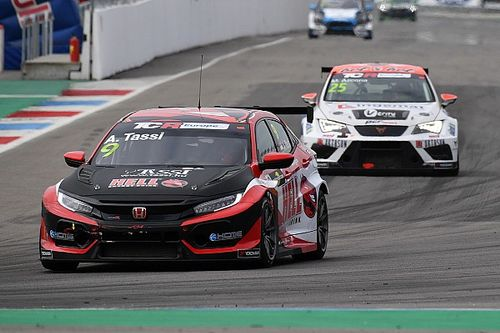 TCR Swiss Trophy, Tassi und Azcona beim Showdown in Monza
