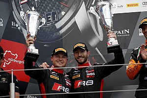 Mies and Riberas inherit Nurburgring Blancpain win