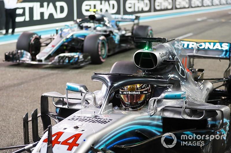 Mercedes : Battre Hamilton,