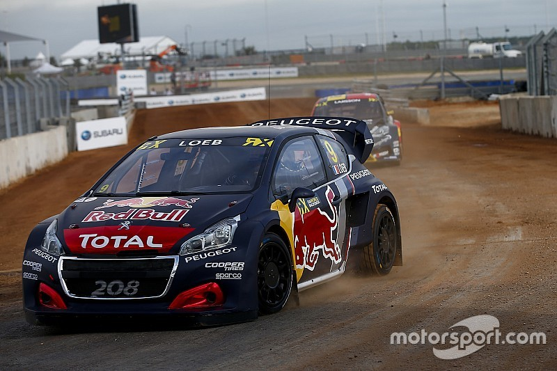 Peugeot World RX exit not down to results, says CEO