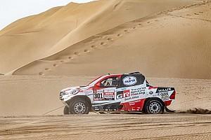 Al-Attiyah confirma primeiro título da Toyota no Dakar