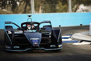 Вандорн объяснил 16-е место в дебютной гонке Формулы Е техническими проблемами