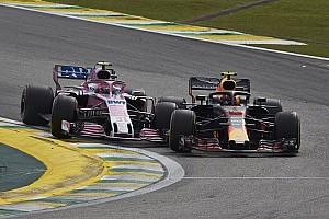 Pérez cree que tanto Ocon como Verstappen tuvieron culpa en su incidente