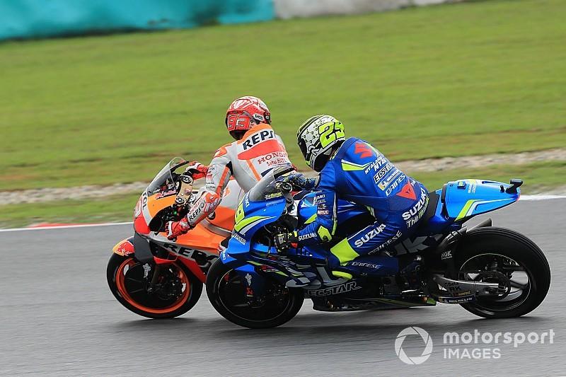 Dirección de Carrera le quita la pole a Márquez