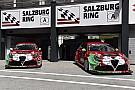 Ecco la nuova livrea delle Alfa Romeo Giulietta TCR