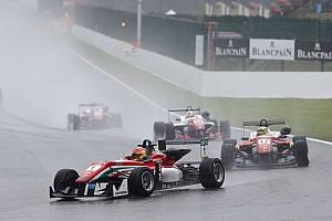 Євро Ф3 Репортаж з гонки Спа Ф3: Стролл домінує у дощовій першій гонці