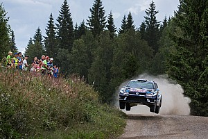WRC Breaking news Rally Finland set to slow stages for 2017 WRC cars