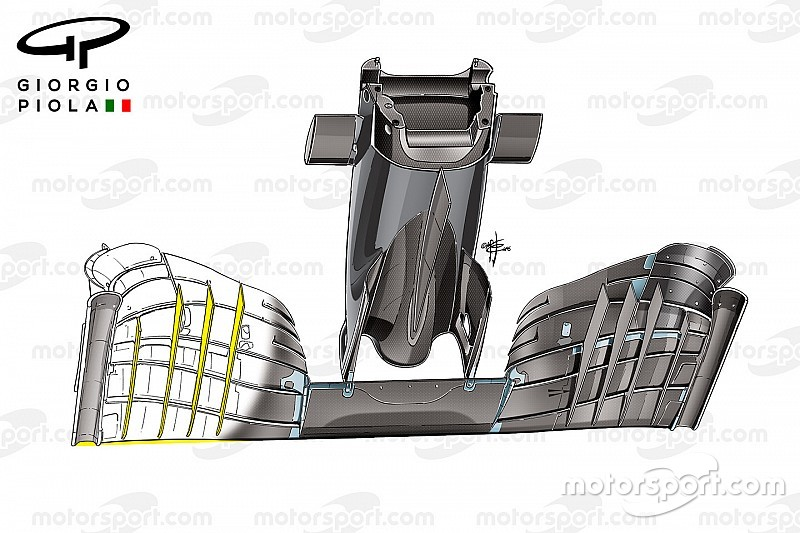 Video analisis: Pengembangan sayap depan McLaren