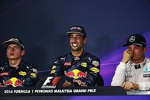 Formula 1 Press conference Malaysian GP: Post-race press conference