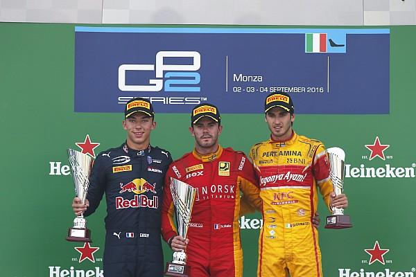 GP2 у Монці: Нато без проблем виграв спринт