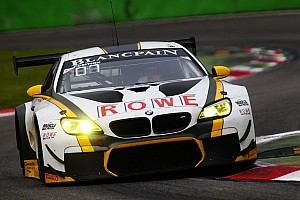 Blancpain Endurance Race report Rowe Racing celebrates hard-earned fourth place like a victory in Silverstone