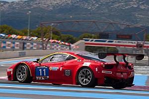 Endurance Race report Scuderia Praha Ferrari leads after the first part of the 12H Mugello