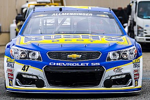 NASCAR Cup Breaking news JTG announces substitute crew chief following Burnett suspension