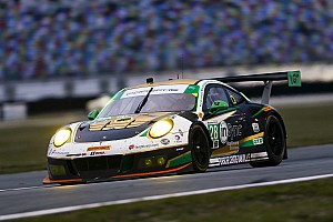 IMSA Breaking news Alegra Porsche takes upset win: