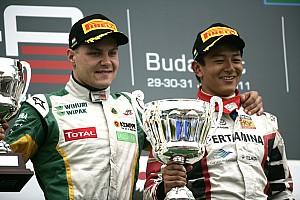 Formula 1 Nostalgia Ketika Rio Haryanto mengalahkan Valtteri Bottas