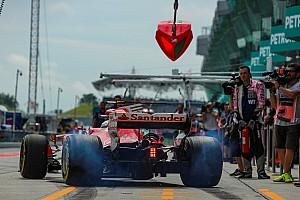 Formule 1 Actualités Vettel pourrait revenir à son ancien système de départ