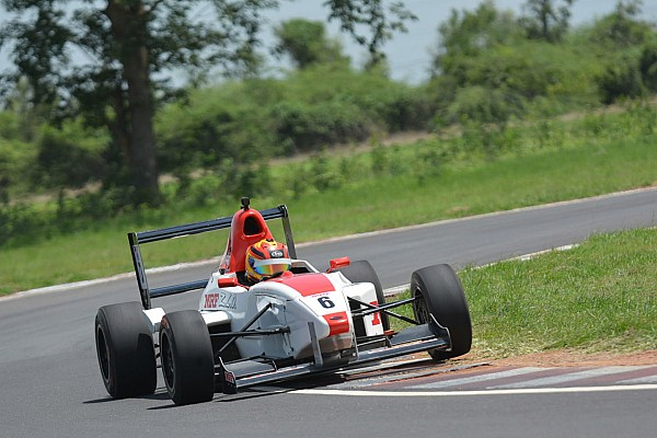 Indian Open Wheel Race report Chennai MRF F1600: Kumar fends off Reddy to win Race 2