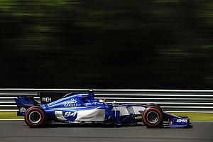 Sauber привезла необычный «плавник» на Гран При Бельгии