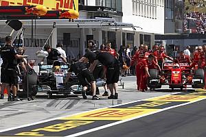 Formel 1 Fotostrecke Die schönsten Fotos vom F1-GP Ungarn in Budapest: Samstag
