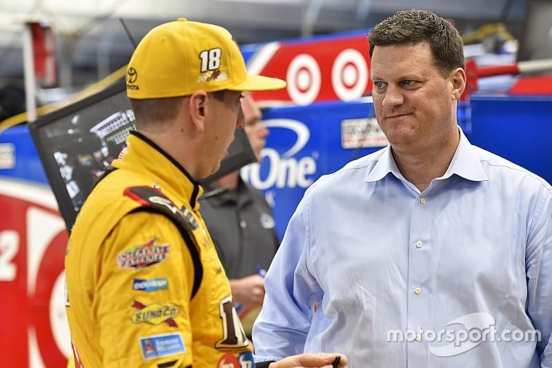 NASCAR liked aero rules debut at Las Vegas but not satisfied