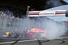 F1 Verstappen marcó un nuevo récord en Zandvoort con un RB8