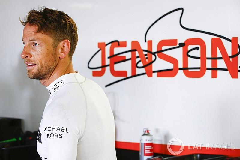 Button: McLaren