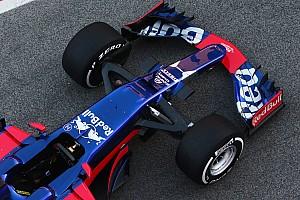 Галерея: новий Toro Rosso STR12 у деталях