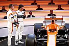 Alonso spoke with Mercedes after Rosberg retirement