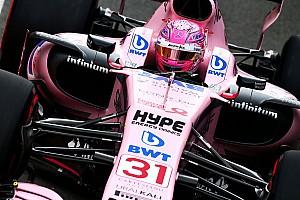 Формула 1 Новость Force India нацелилась на третье место в чемпионате